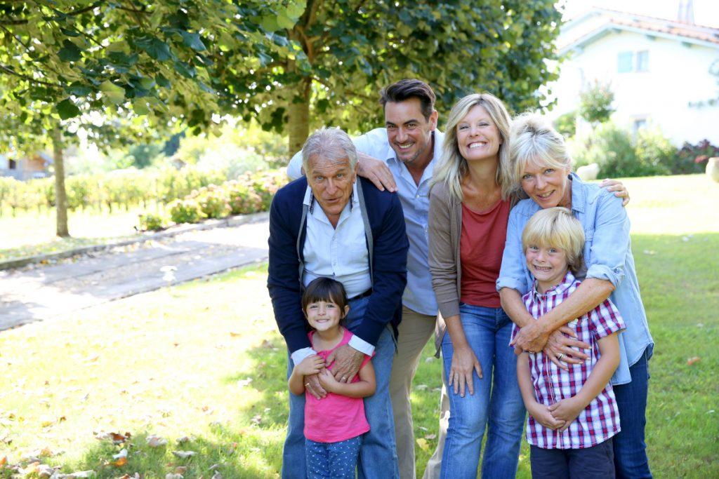Immobilienschenkung in der Familie