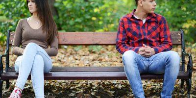 Bei einer Scheidung kann ein Ehevtrag sehr hilfreich sein.