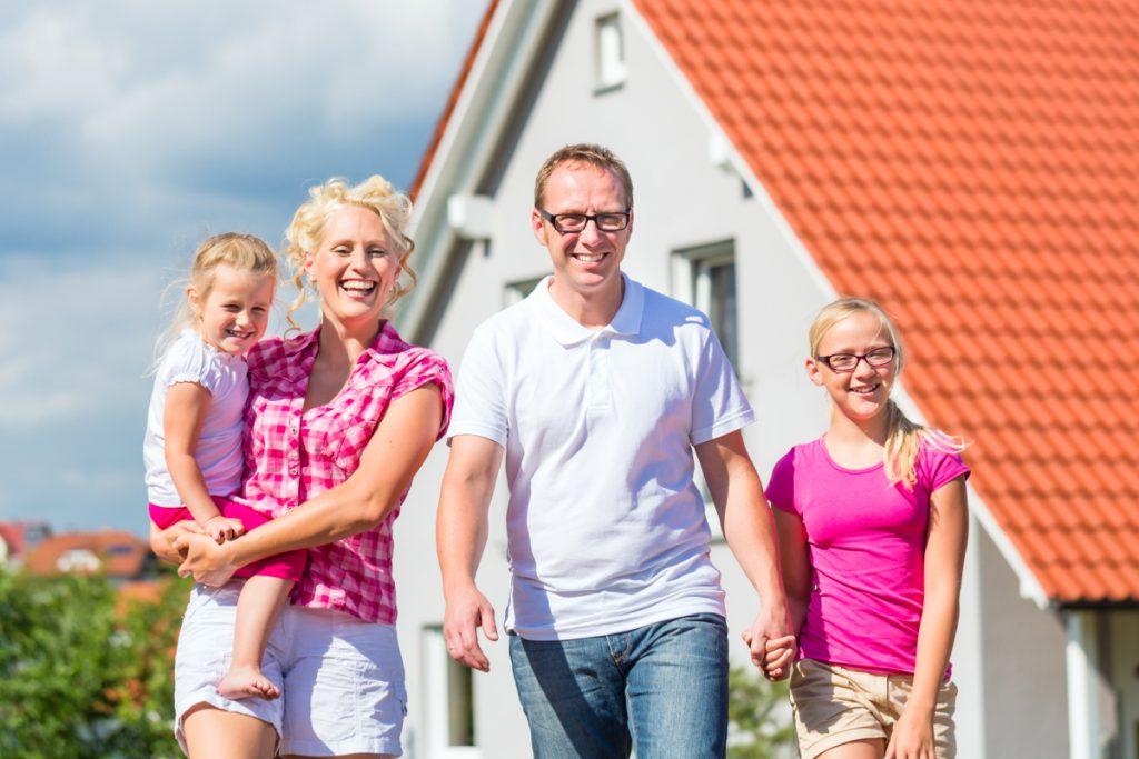 Hauskauf – Minderjährige Kinder absichern