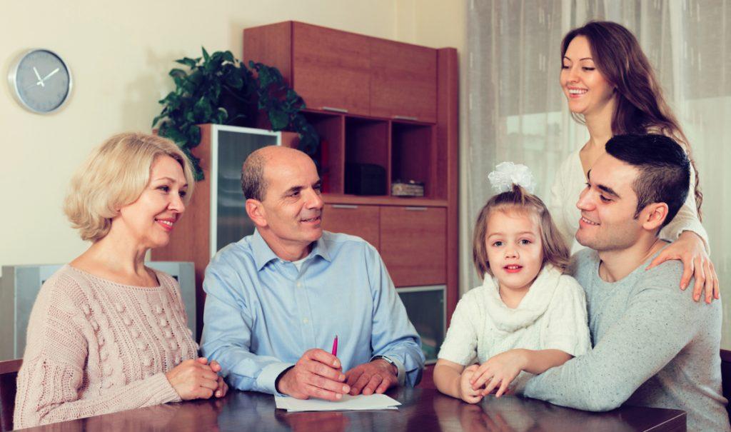 Pflichtteilsverzicht – wie können Angehörige abgesichert werden?