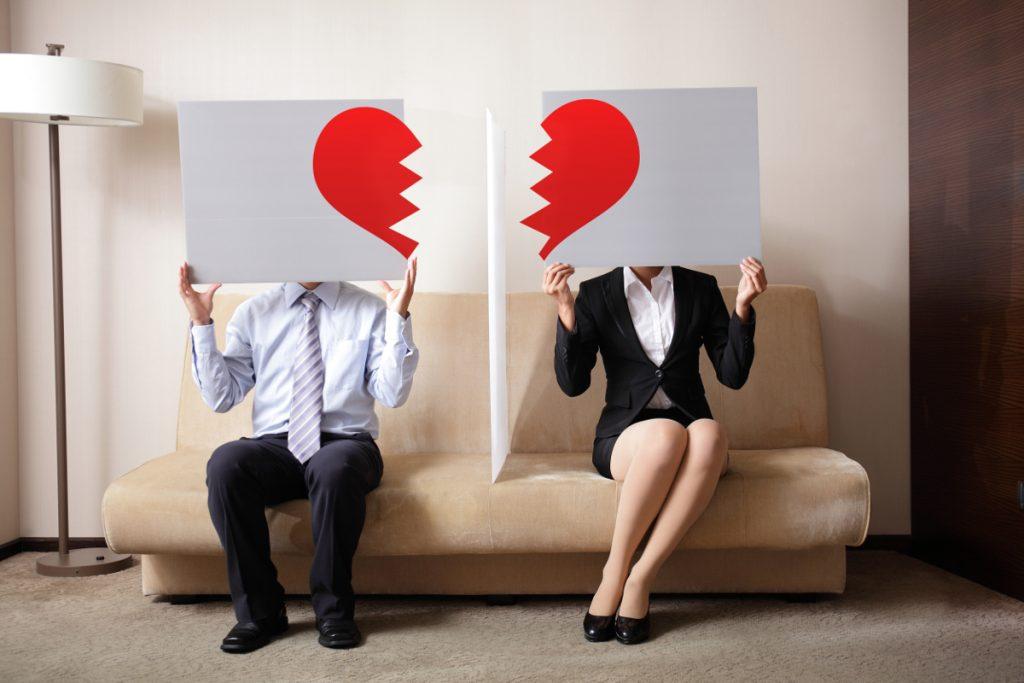 Testament bei Trennung und Scheidung