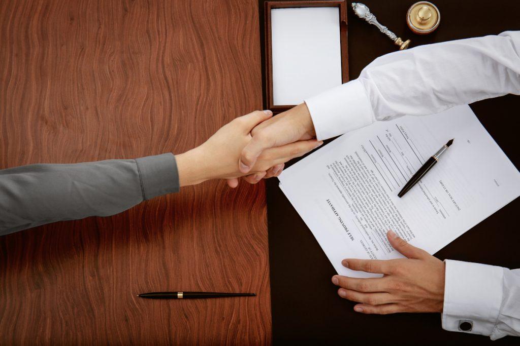 Mandanten geschützt dank Versicherung von Notaren