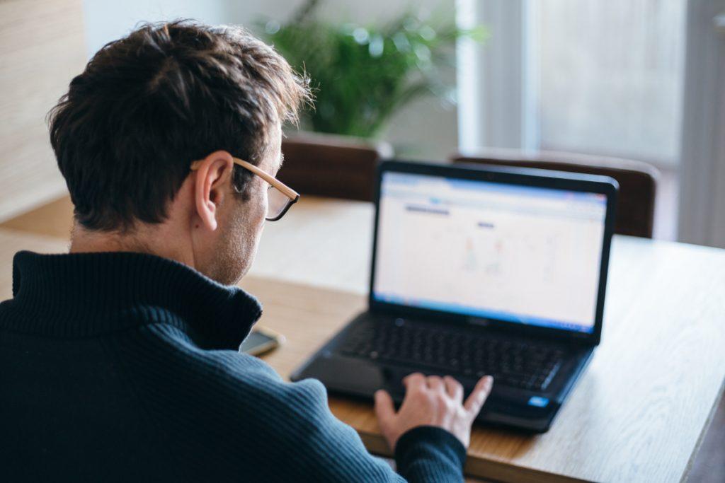 Unsere Online-Konten in sicheren Händen